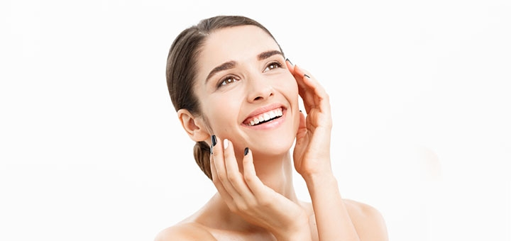 До 3 сеансов микротоковой терапии лица, шеи или декольте в салоне красоты «Beauty Time»