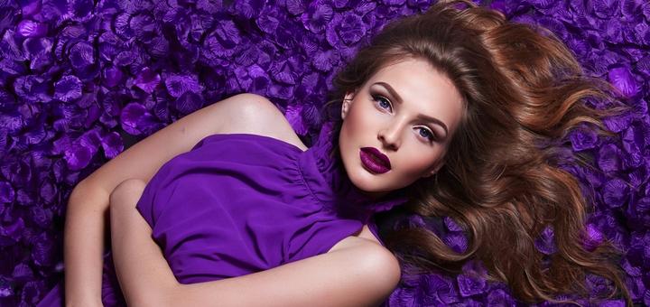 Праздничный, вечерний или свадебный макияж от Ирины Лесовой