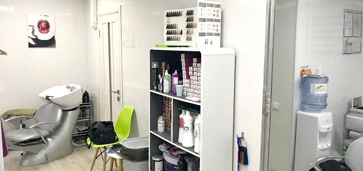 Наращивание ресниц в салоне красоты «Urban hair»