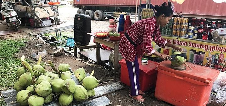 Онлайн-экскурсия с гидом в Сиануквиль в Камбодже от туристической компании «Escapewithpro»