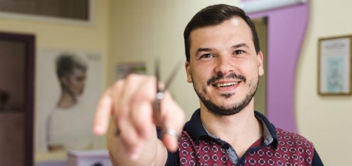 Кератиновое выравнивание с укладкой волос от Игоря Малашкевича