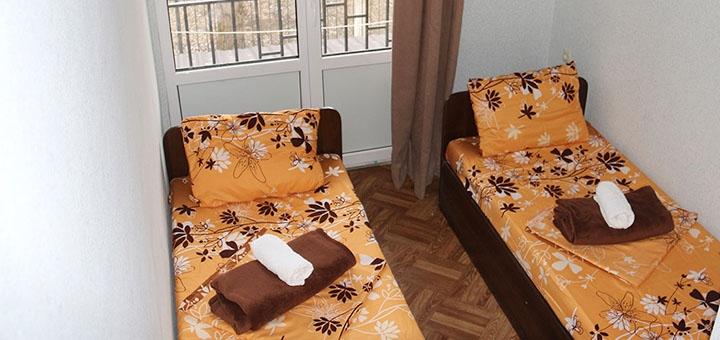 От 4 дней отдыха летом в отеле «Пляжный отель» в Коблево на берегу Черного моря
