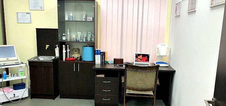 Удаление до 10 доброкачественных кожных новообразований в клинике «Sahara»