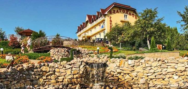 Увлекательный недельный тур Карпатами с проживанием в отеле «Благодать 3*»