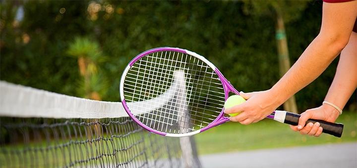 До 3 занятий большим теннисом в сети теннисных клубов «Черноморская академия тенниса»