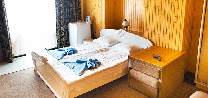 От 2 дней отдыха летом в туристическом комплексе «ТерКон тур» в Буковеле