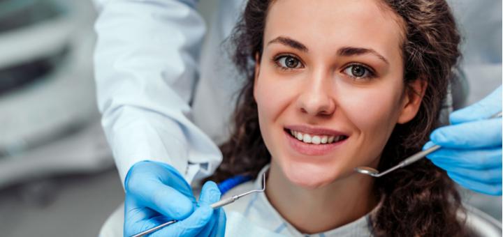 Скидка до 66% на установку циркониевых коронок в стоматологии «The Dent»