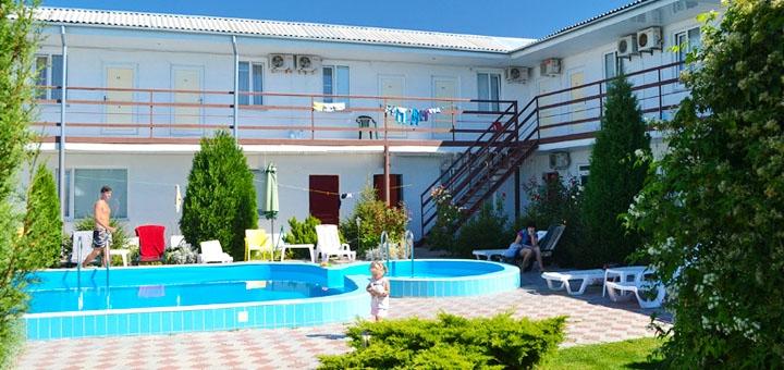 От 4 дней отдыха летом в пансионате «Ольвия» в Железном Порту