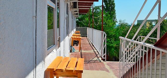 От 3 дней отдыха в пансионате «Южная София» в Затоке на Черном море