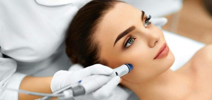 До 3 сеансів ультразвукової чистки обличчя з уходом від косметолога-естетиста Олени Мавдрик