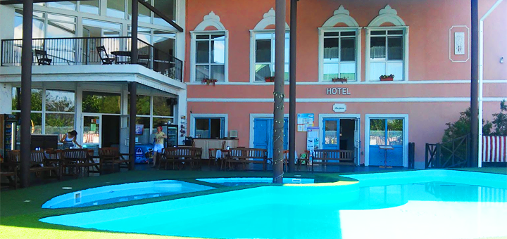 От 3 дней отдыха в июле и августе с питанием в гостиничном комплексе «Альянс» в Коблево