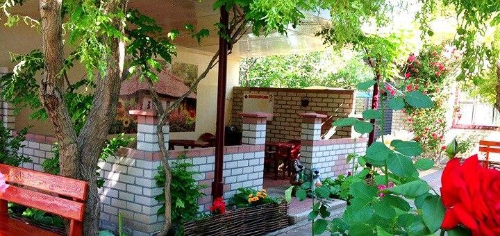 От 3 дней летнего отдыха на базе отдыха «Кобзарь» в Геническе