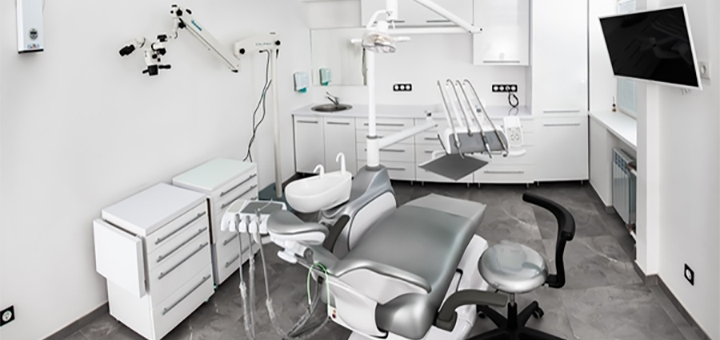 Знижка 50% на відбілювання зубів у стоматологічній клініці «VAV Dental»