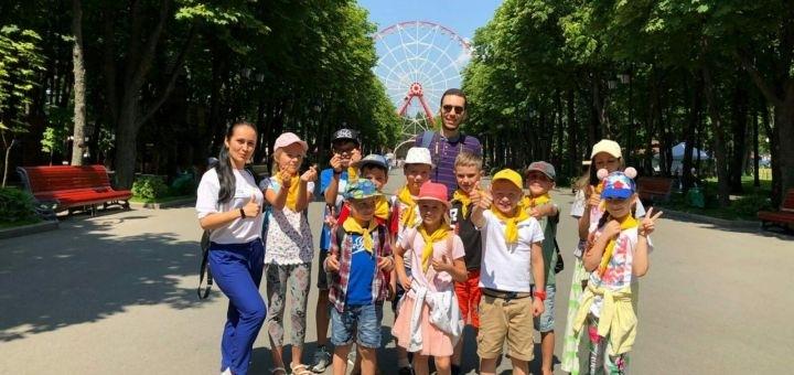 1 месяц подготовки детей к школе в детском клубе «Инфокурсенок»