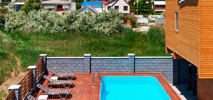 От 4 дней отдыха в июле с завтраками в отеле «Villa Solomare» в Каролино-Бугазе