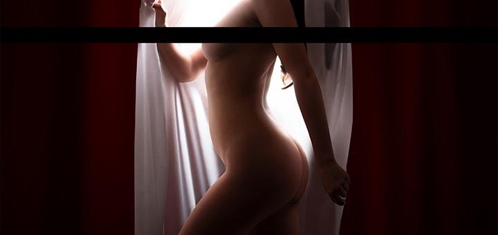 Индивидуальная фотосессия в белье, будуарная или в стиле «НЮ» от Гриниченко Олега