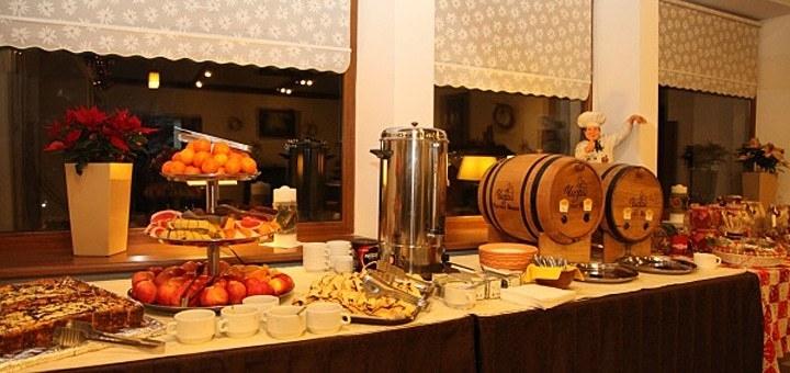 От 3 дней отдыха в июле и августе с завтраками в пансионате «Славский» во Львовской области