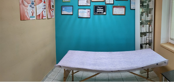 До 5 сеансов лечебного массажа спины от сервиса медицинских услуг «Pologi»