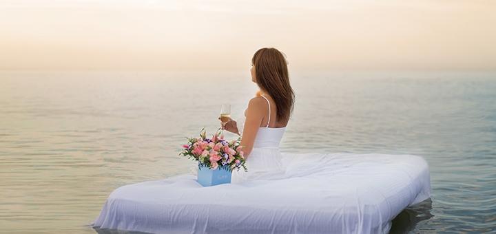 Выездная фотосессия «Утро невесты» от профессионального фотографа Гриниченко Олега