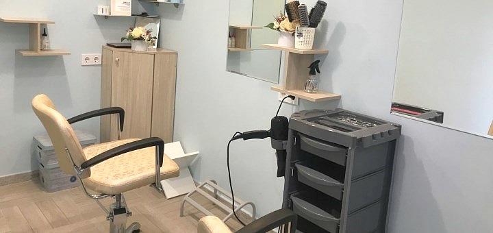 Моделирование, коррекция и окрашивание бровей в студии красоты «Compliment»