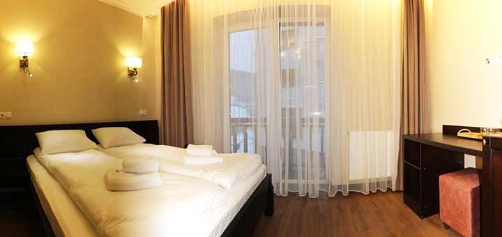 От 3 дней отдыха с завтраками и безлимитным SPA в отеле «Амарена» в Буковеле
