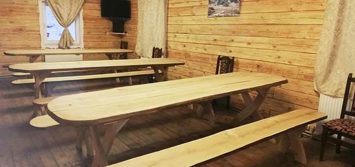 От 3 дней осеннего отдыха в отеле «Freerider» в Драгобрате