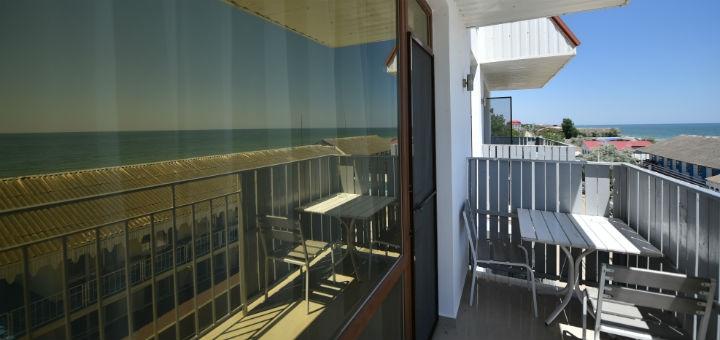 От 2 дней отдыха в сентябре в комфортабельном отеле «Мрія» в Затоке на Черном море