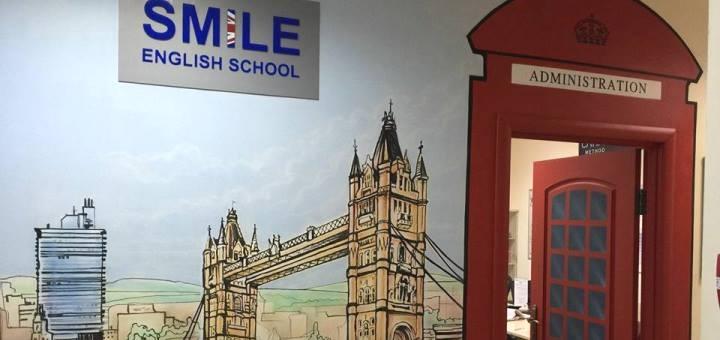 До 2 месяцев изучения английского и испанского по методике CALLAN в «Smile English School»
