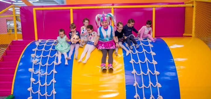 Входной билет в детский парк развлечений «Дитяча планета» в Cosmopolite Multimall в любой день