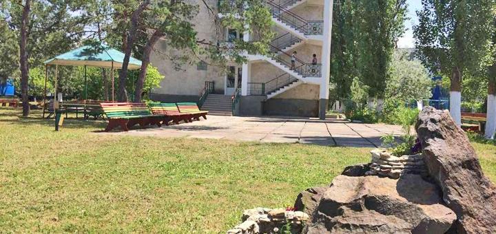 От 3 дней отдыха в июле и августе с трехразовым питанием в пансионате «Наука» в Коблево