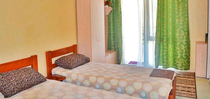 От 3 дней летнего отдыха в отеле «Дача Солнце» в Затоке