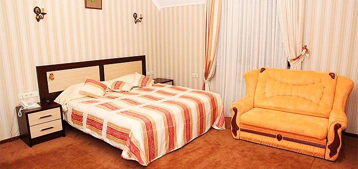 От 2 дней отдыха с завтраками и пакетом услуг в SPA-отеле «Kleopatra» в Каменец-Подольском