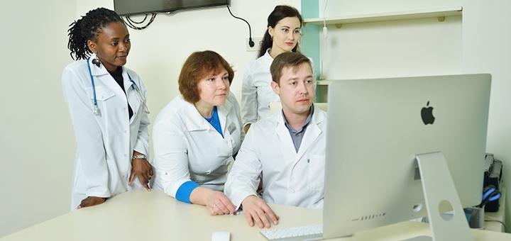Комплексное обследование у гинеколога в клинике «IMP clinic»