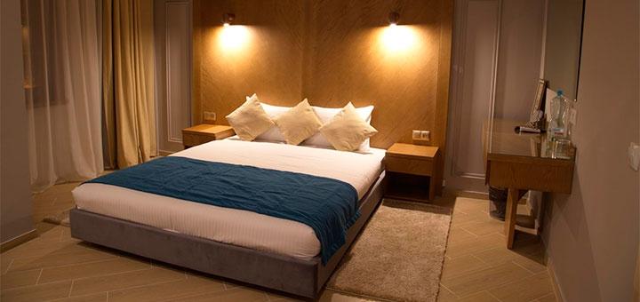 От 2 дней отдыха в июле в отеле «Boomerang Boutique Hotel» в Одессе