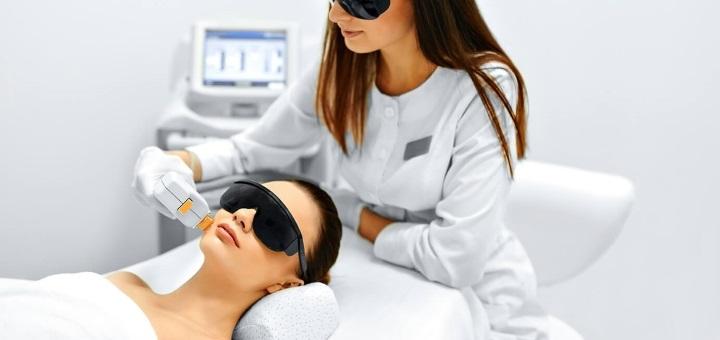 Elos-лечение сосудистых дефектов и купероза в салоне красоты «Be Happy»