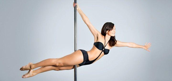 8, 16 или 24 занятия Pole dance в студии танца «Pa Pillon»
