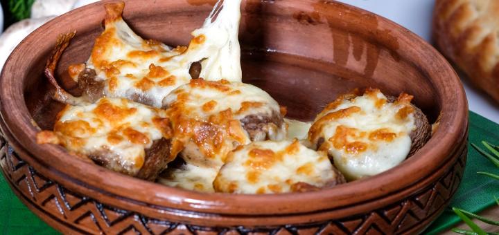 Скидка 50% на меню кухни в грузинском ресторане «Хинкальня» на Яворницкого