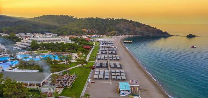 Горящий тур Турция без карантина от «Поехали с нами»