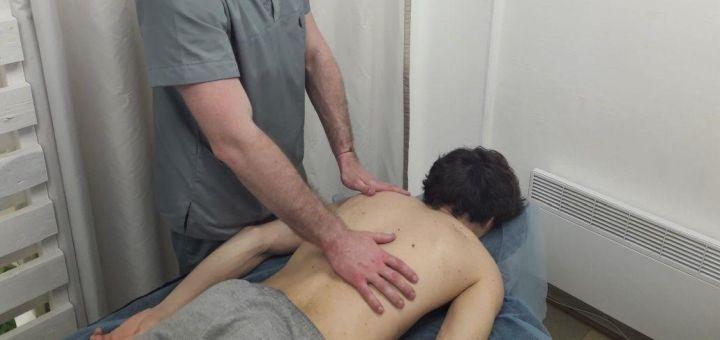 До 10 сеансов общего оздоровительного массажа тела в массажном кабинете Яна Романовского