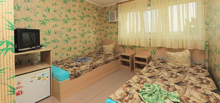 От 5 дней отдыха летом в пансионате «Лазурный берег» в Коблево на Черном море