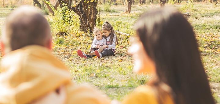 Семейная фотосессия от фотографа Екатерины Иваниловой