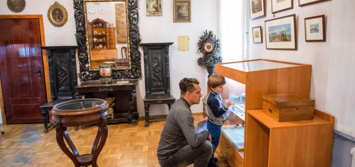 Скидка 50% на билеты в Одесский муниципальный музей личных коллекций имени А.В. Блещунова