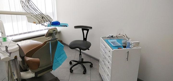 Профессиональная ультразвуковая и Air-Flow чистка зубов в стоматологии «Dental.ua»