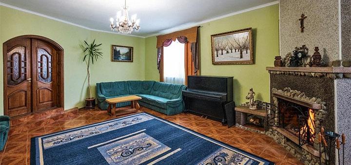 От 3 дней отдыха в лечебно-оздоровительном комплексе «Вилла Игнатьева» в Сходнице