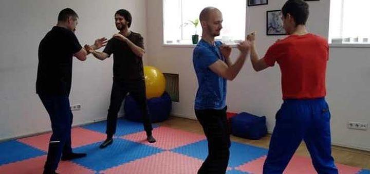 До 16 занятий Кунг-фу и Вин-Чунь в клубе боевых искусств «Street Wing Chun»
