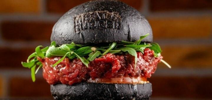 Знижка до 50% на все меню кухні у ресторані американської кухні «Meat&Burger»