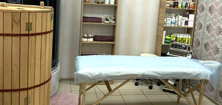 До 7 сеансов криолифтинга тела с обертыванием от косметолога-массажиста Елены