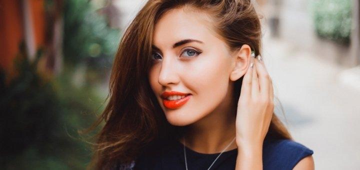 Моделирование, коррекция и окрашивание бровей от мастера-бровиста Ирины Лозинской