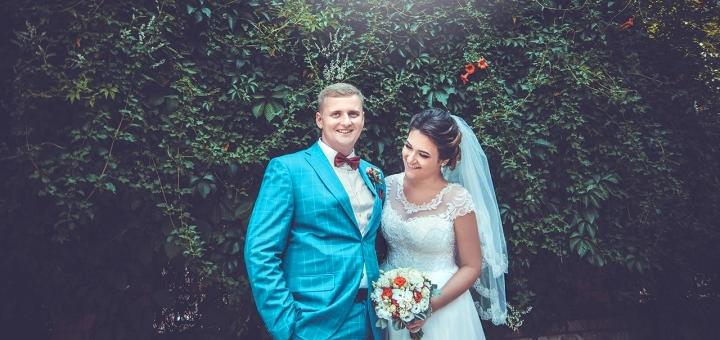 Свадебная выездная фотосессия от профессионального фотографа Ирины Пасечной