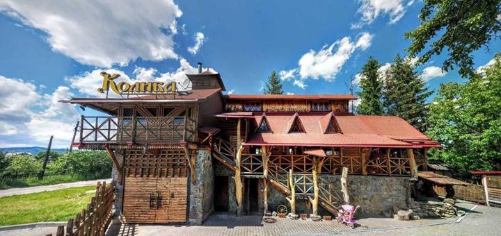От 3 дней отдыха с питанием в отельном комплексе «Князь Олег» в Долине
